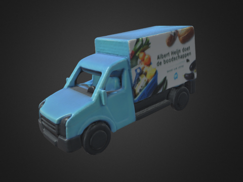 Isolation Creation VI: Food Delivery