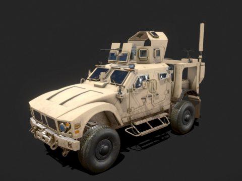 Oshkosh M-ATV 2
