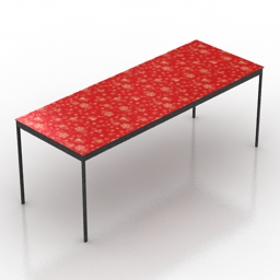 Table coffee Choix Formdecor 3d model