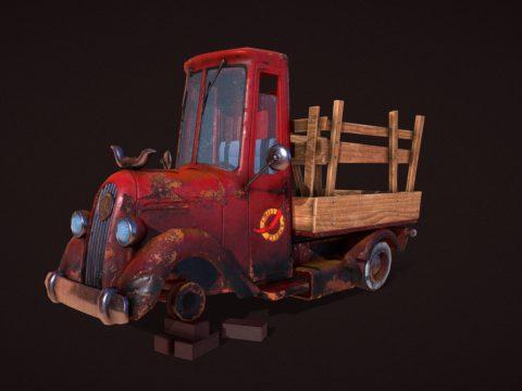 Texture truck