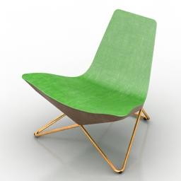Chair MYchair walterknoll 3d model