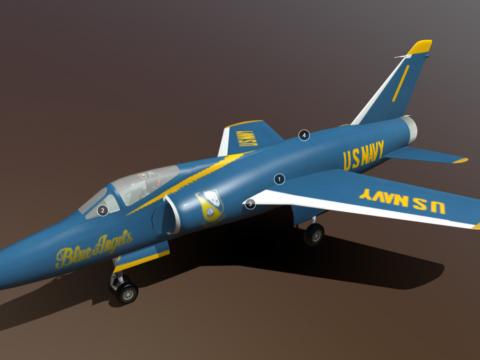 Grumman F11 Tiger