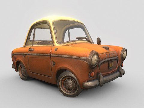 Little old car