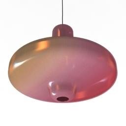 Luster Spin Light 3d model