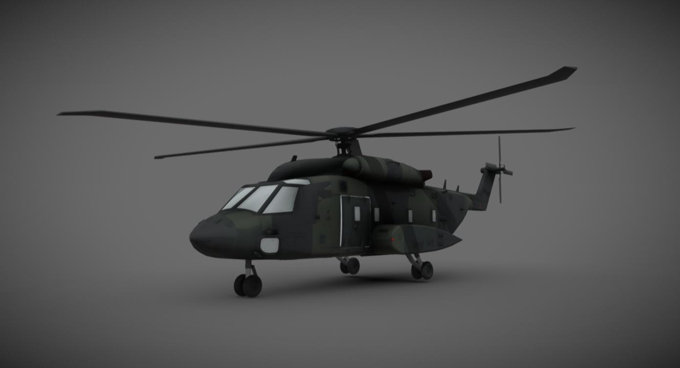 Bölkow MCH-73 (Julecopter)