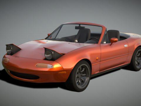 Mazda Miata MX-5 NA