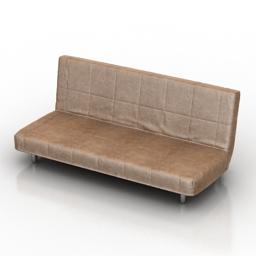 Sofa Urbum 3d model