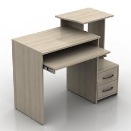 Table PC Kolibri 3d model