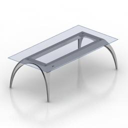 Table Uffix pininfarina 3d model