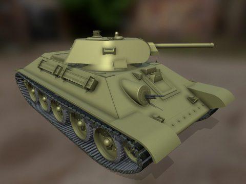 Tank T-34