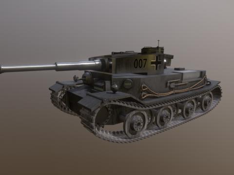 Tank WWII