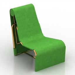 Chair Atelier walterknoll 3d model