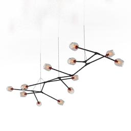Luster Branching lamp 3d model