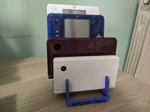 Nintendo DS/3DS Stand