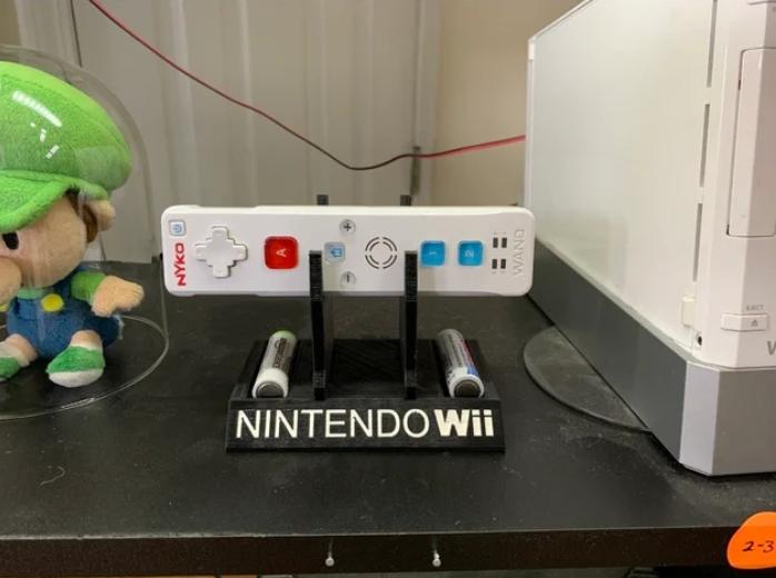Nintendo Wii Controller Stand