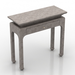 Table BB Home HP Queens 3d model