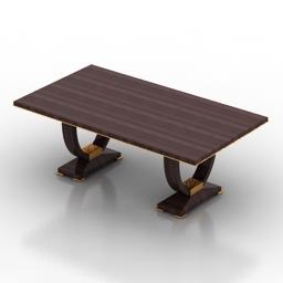 Table LCI Novita 2015 Art NO114 3d model