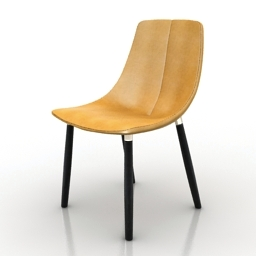Chair Bonaldo 3d model