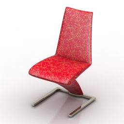Chair Verner Panton 3d model