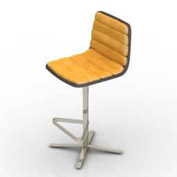 Chair bar NEX 3d model
