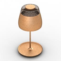 Lamp moooi valentine 3d model