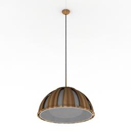 Luster BoConcept Fan light 3d model
