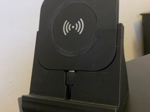 Simple Qi Charging Stand