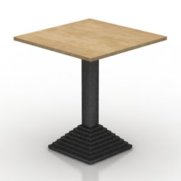 Table Vincent Sheppard 3d model