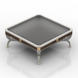 Table coffee TecniNova 3d model