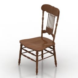 Chair cls 3d model