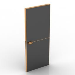 Door Profil Doors 3d model