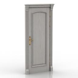 Door italy 3d model