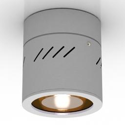 Lamp spot DLA 3d model