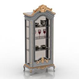 Showcase Vittorio Grifoni 3d model
