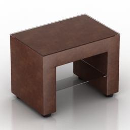 Table itten DLS 3d model
