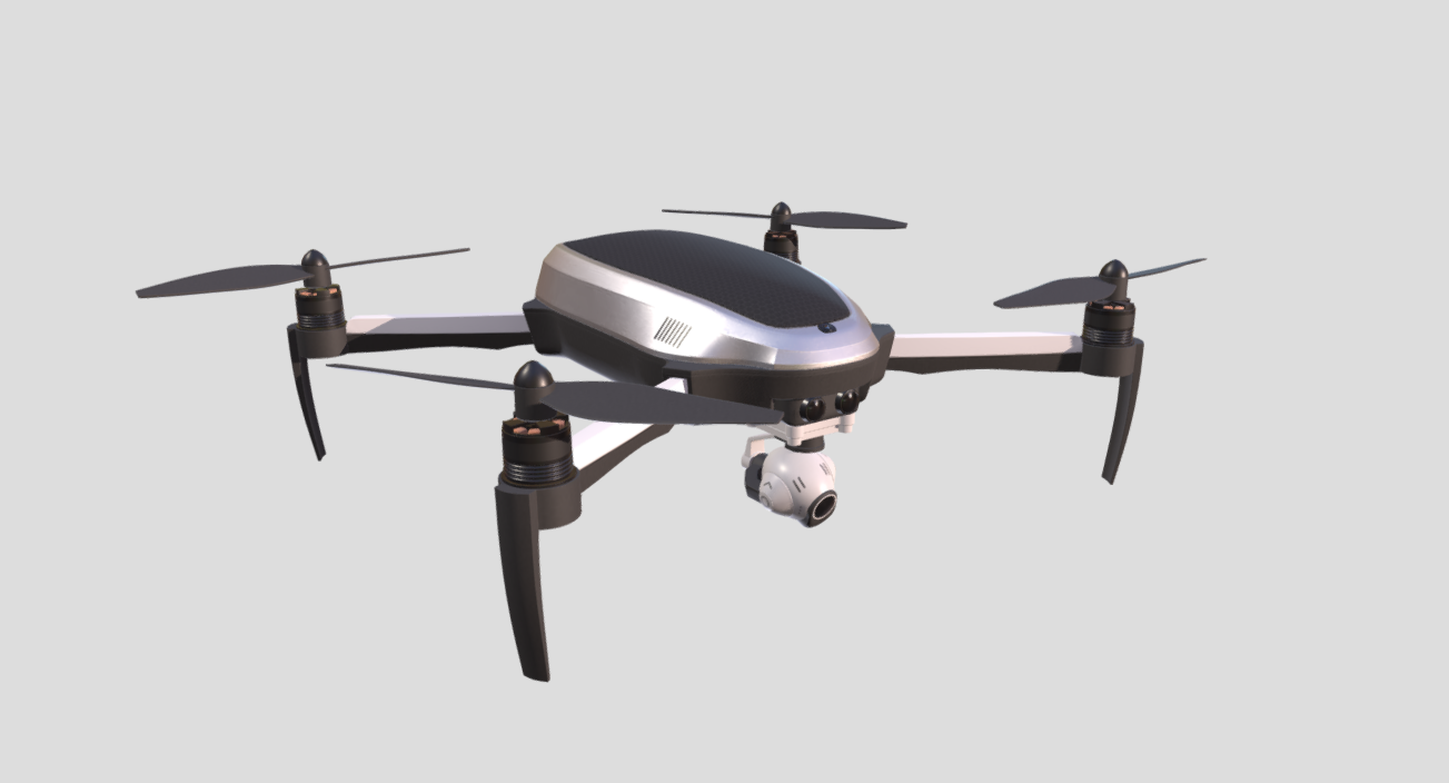 Animated Drone