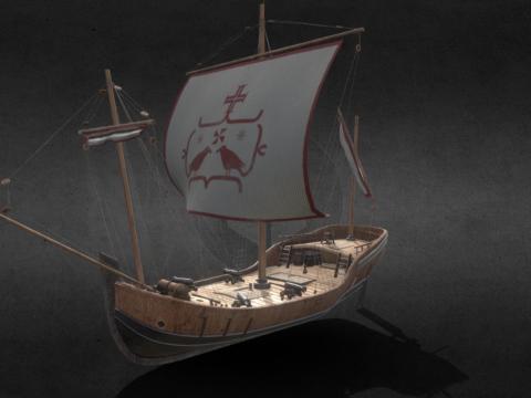 Caravel Ship