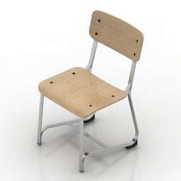 Chair Zenith 3d model