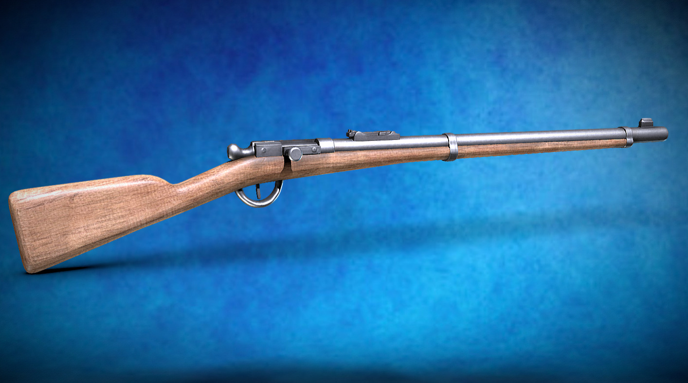 Chassepot 1866 rifle