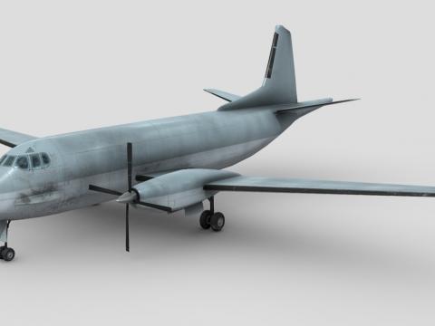 Dassault Atlantique 2 [ Static MSFS ]