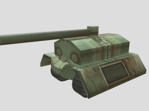 Big Iron Tank
