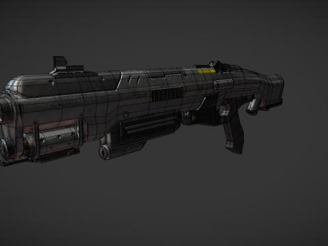 Doom Combat Shotgun