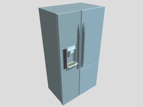 Fridge Asset - Home Appliances