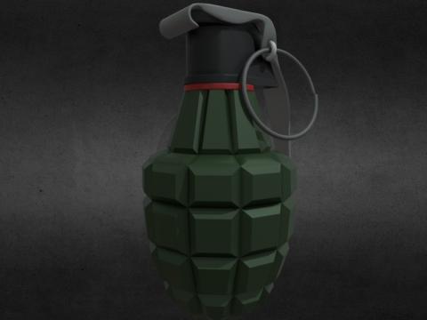 Grenade WIP