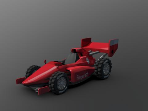 HCR Race Car