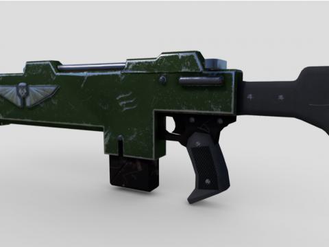 Laser Gun (Warhammer 40k)