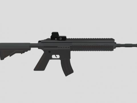 M416 Assault Rifle