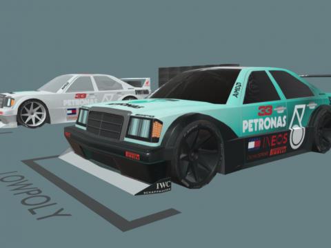 Mercedes-AMG Petronas DTM Team