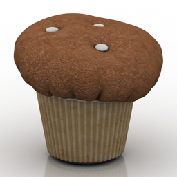 Seat cake 3d model