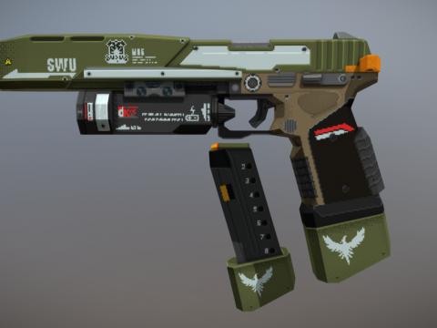 Smart Pistol (BT Variant)